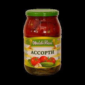 """Ассорти """"Валдибен""""  860гр"""