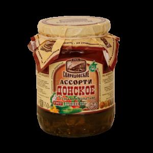 """Ассорти """"Донское"""" 720мл"""