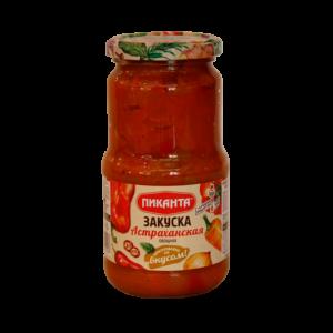 """Закуска Астраханская """"Пиканта"""" 530г"""