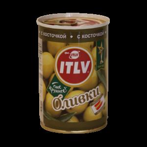 "Оливки ""ITLV"" зеленые"