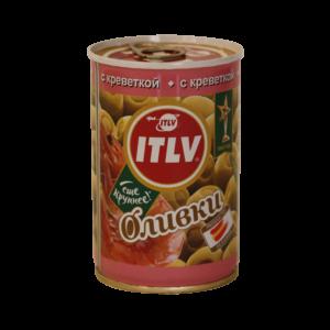 "Оливки ""ITLV"" с креветками"