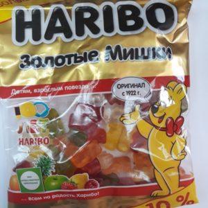"Жевательный мармелад ""Haribo"" Золотые мишки 155г"