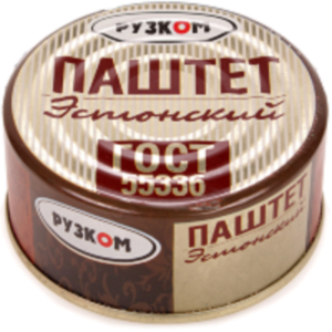 "Паштет ""Рузком"" Эстонский"