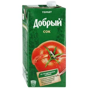 Добрый 2л Томат сок