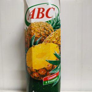 ABC сок ананас 1л
