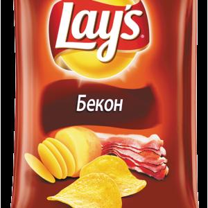 Чипсы Лэйз бекон 150г