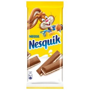 "Шоколад ""Несквик"" молочный 100г"