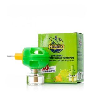 ZONDEX Набор фумигатор+жидкость от комаров и мошек 30мл