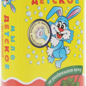 Мыло детское антибактериальное 90г