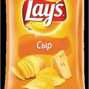 Чипсы Лэйз сыр 150г