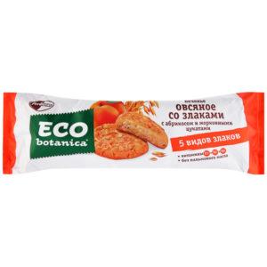 "Печенье ""ECO"" овсян. с абрикосом/морк.цукатами 280г"