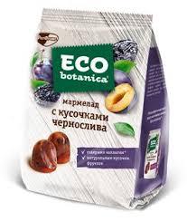 "Мармелад "" ECO"" с черносливом 200гр"