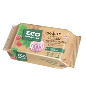 """Зефир """"Eco-botanica""""  каркаде/малина 135гр"""