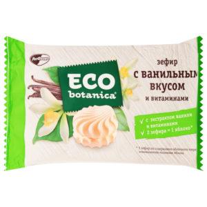 """Зефир """"Eco-botanica"""" ванильный с витамин. 250гр"""