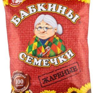 "Семечки ""Бабкины"" 100г"