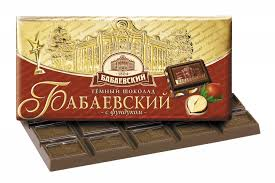 """Шоколад """"Бабаевский"""" с фундуком 100г"""