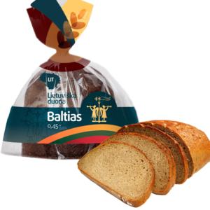 Хлеб Балтияс 450г Русский хлеб