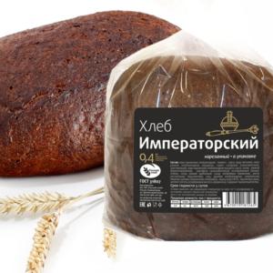 Хлеб Императорский  0,4 нар.