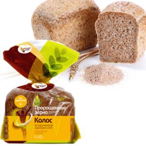 Хлеб Колос зерновой безд.  0,4