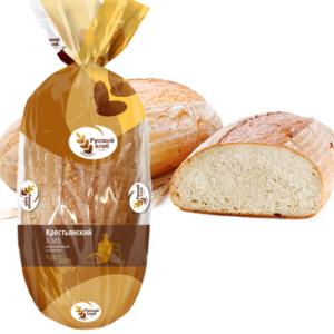 Хлеб Крестьянский 0,58 нарезной