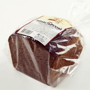 Хлеб Монастырский 350г нарезной х/з№1
