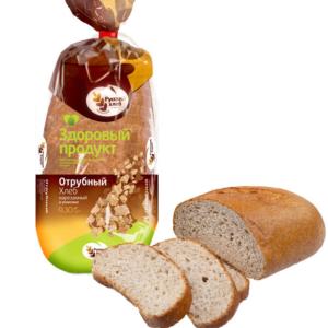 Хлеб Отрубной 0,3 нарезной