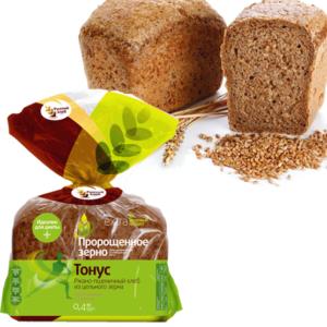 Хлеб Тонус нарезной 0.4