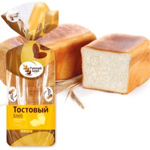 Хлеб Тостовый нарезной 0,21 г.