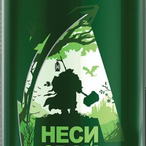 """Энергетический напиток """"Адреналин"""" Игровая Энергия имбирь/лайм 0,449л ж/б"""