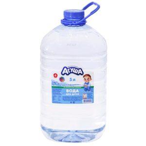 Агуша вода детская 5л.
