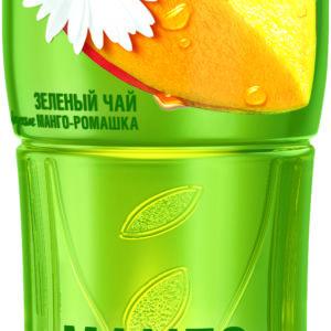 Холодный чай зеленый манго-ромашка 0,5л Фьюз
