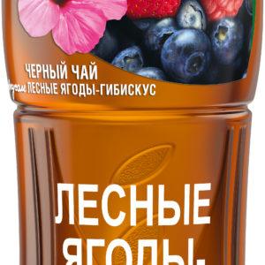 Холодный чай лесные ягоды-гибискус 1л Фьюз