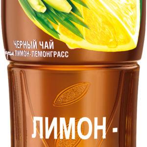 Холодный чай лимон-лемонграсс 0,5л Фьюз