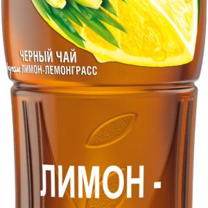 Холодный чай лимон-лемонграсс 1л Фьюз
