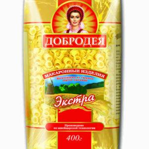 """Мак.изделия """"Добродея"""" Колечки 400г"""