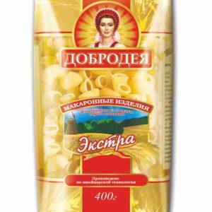 """Мак.изделия """"Добродея"""" Лапотки 400г"""