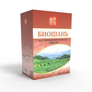Чай Биошань Черный