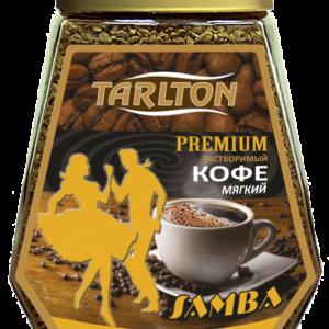 Кофе Тарлтон Премиум раств. 100г