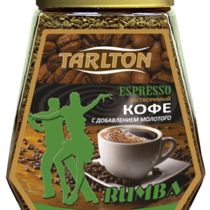 Кофе Тарлтон Эспрессо раств. 100г