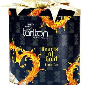 Чай Тарлтон Золотое сердце 100г ж/б