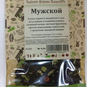 "Чай ""КамлёвЪ"" Мужской 50г"