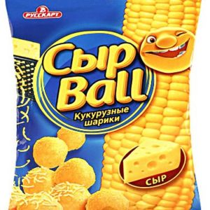 "Кукурузные шарики ""Сыр Ball"" 45г"