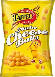 Кукурузные шарики Таффель 60г сыр