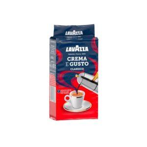 """Кофе """"LavAzza"""" CREMAeGUSTO 250г в/у"""