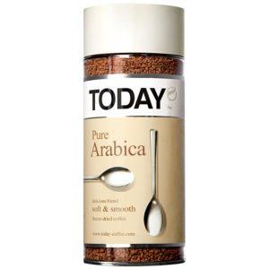 """Кофе """"Today"""" Pure Arabica 95г"""