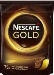 """Кофе """"Нескафе Голд""""  пакет"""
