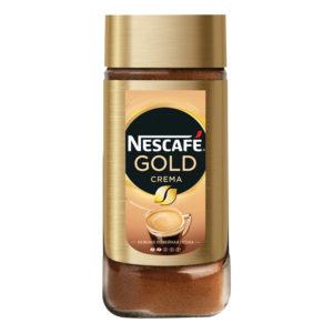 """Кофе """"Нескафе Голд"""" Крема 95г ст/б"""