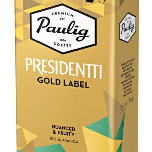 """Кофе """"Паулиг Президент"""" Gold Label молотый 250г"""
