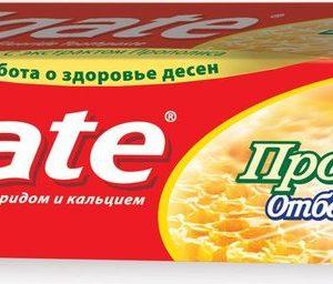 """З/п """"Колгейт"""" Прополис отбеливающая 100мл"""