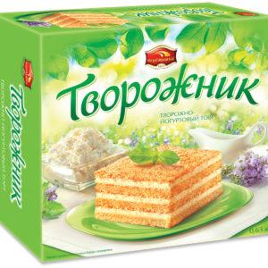 """Торт """"Черемушки"""" Творожник 400гр"""